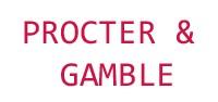 procter-gambler Empresas Conveniadas e Parceiras